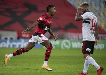 Reprodução / Twitter Flamengo