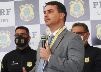 Foto: Reprodução Instagram/Flávio Bolsonaro