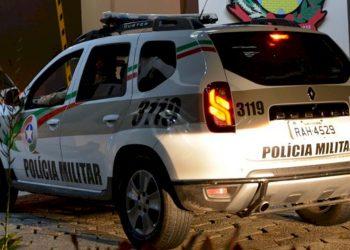 Foto: Agente Temporária Amabile Lucia Wanderert / Polícia Militar /  Divulgação