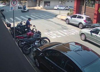 Foto: Reprodução Câmera de Segurança