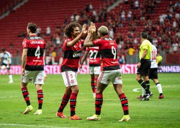 Foto - Alexandre Vidal/Flamengo