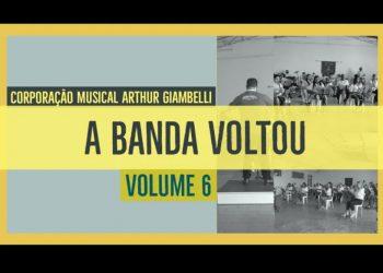 Imagem: Divulgação / Banda Arthur Giambelli