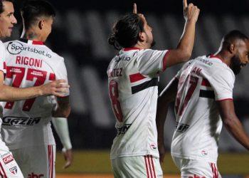 Twitter oficial do São Paulo FC