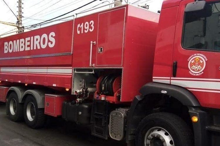 Foto: Corpo de Bombeiros PMESP / Divulgação