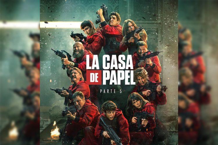 Foto: Reprodução/La Casa de Papel
