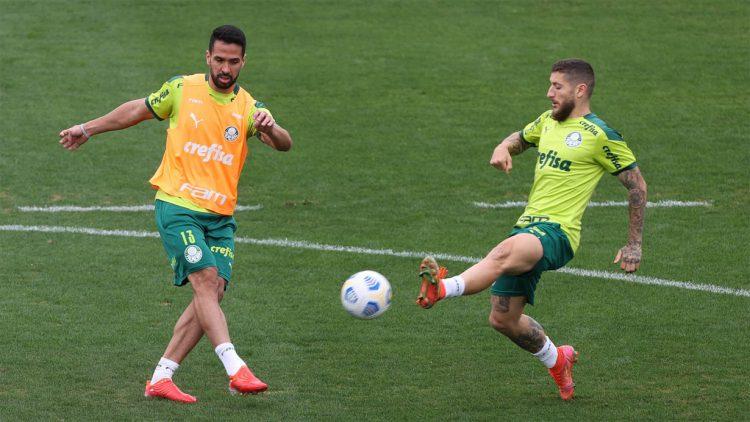 Twitter oficial do Palmeiras