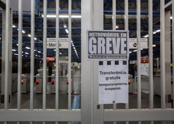Foto: Divulgação Sindicato dos Metroviários