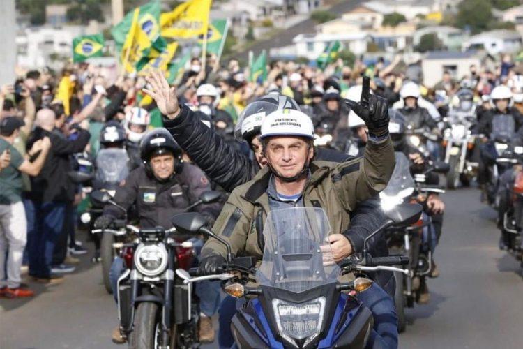 Foto: Reprodução Instagram Jair Bolsonaro