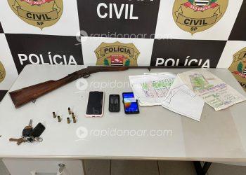 Foto: Policia Civil