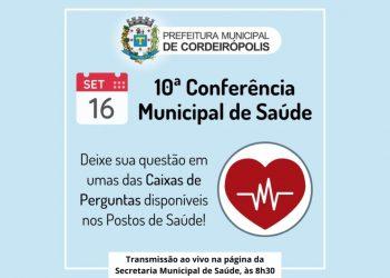 IMAGEM: Divulgação/Prefeitura de Cordeirópolis