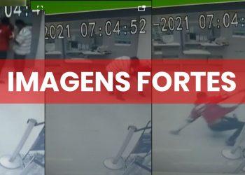 Foto: Reprodução / Câmeras de Monitoramento