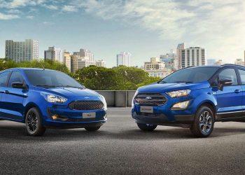 Ford Ka e Ecosport