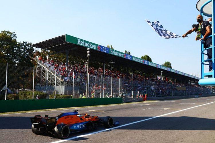 Foto: Fórmula 1 / Reprodução