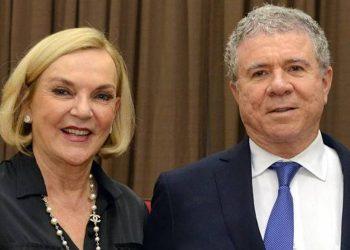 Celso Silveira Mello Filho, 73 anos, e sua esposa, Maria Luiza Meneghel, 71 anos morreram no acidente. Foto: Câmara Municipal de Piracicaba