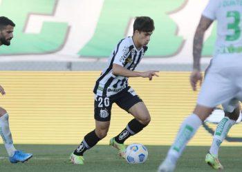 Foto: Pedro Ernesto Guerra Azevedo / Santos FC / Reprodução Redes Sociais @santosfc
